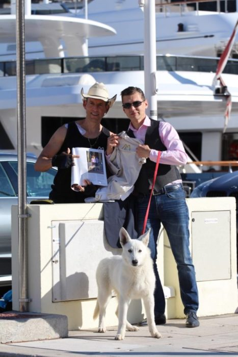 Hobbies Promotion! Me, BTWW Che Guevara and Erick '' The Cowboy''Marchello. SPORT AND DOGS! 31
