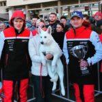 Monte-Carlo Rally Ott Tanak Martin Jarveoja White Dog