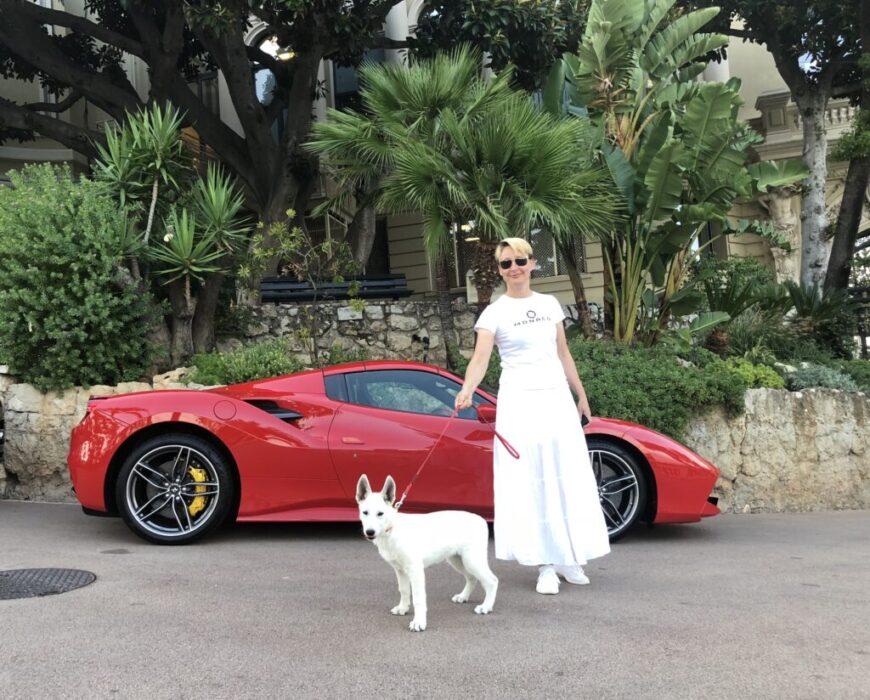 Dogs & Horses in Monaco! 🐎 🇲🇨 44