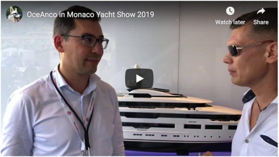 Super Yachts, OceAnco, Sport & Dogs in Monaco Yacht Show 2019 2