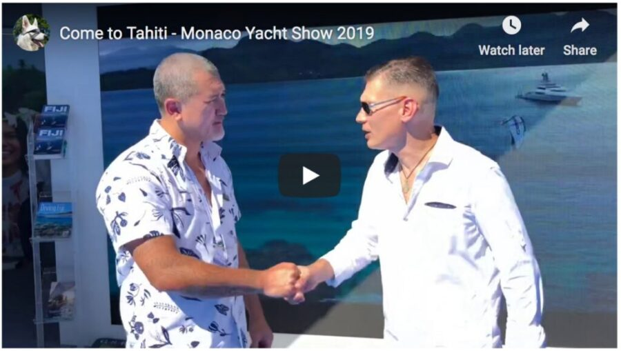 Come to Tahiti Interview with a Tahiti Dog Owner 30